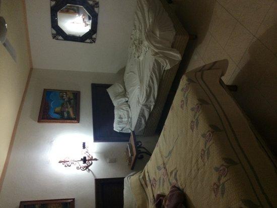 Hotel San Clemente: Room