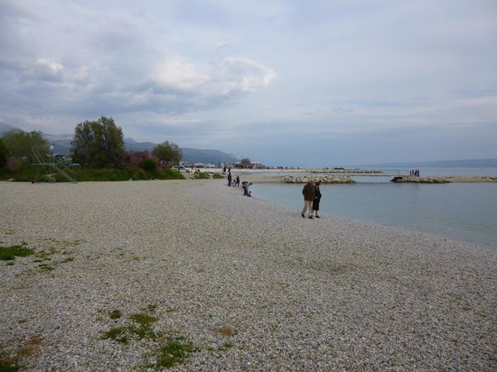 Radisson Blu Resort & Spa Split: The beach at Split