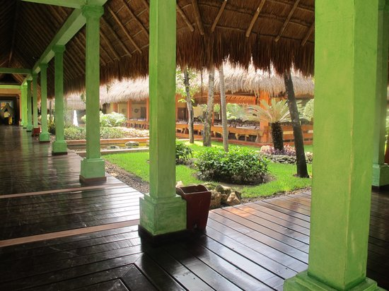 Iberostar Tucan Hotel : parties communes