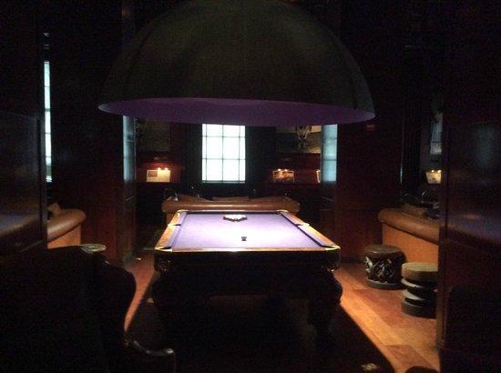 Hudson Hotel New York: sala giochi