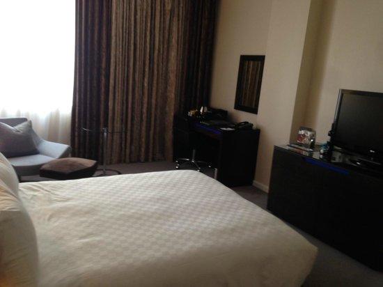 Hilton London Canary Wharf: Bedroom