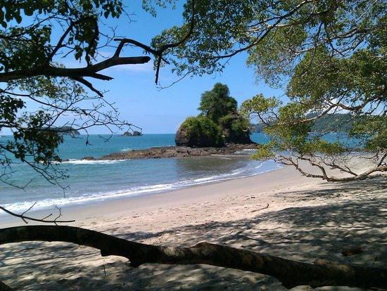 Hotel Verde Mar: Im Nationalpark