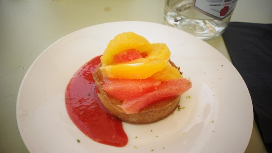 Le cafe des epices: lemon tarte with fruits