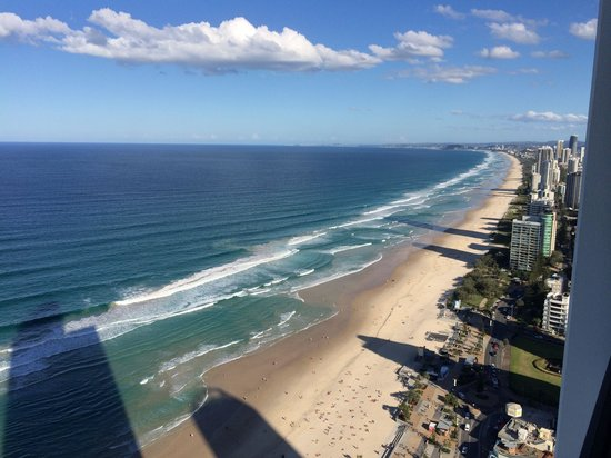 Peppers Soul: View of Surfers Paradise