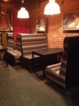 Blyakhin Club : Первый этаж