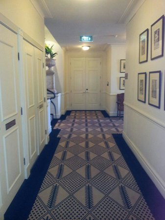 Lilianfels Blue Mountains Resort & Spa: Hallway