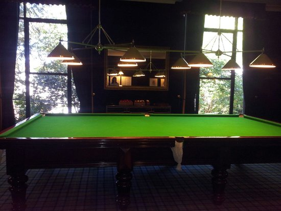 Lilianfels Blue Mountains Resort & Spa: Billiards Room