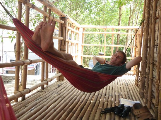 Ta Lai Longhouse : time to relax