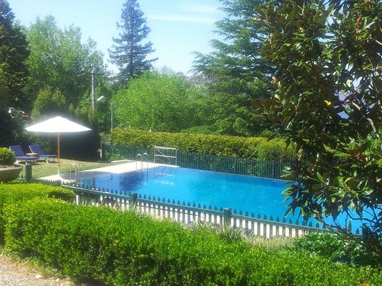 Lilianfels Blue Mountains Resort & Spa: Pool