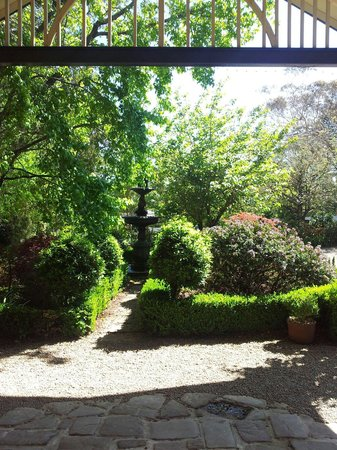 Lilianfels Resort & Spa - Blue Mountains : Garden