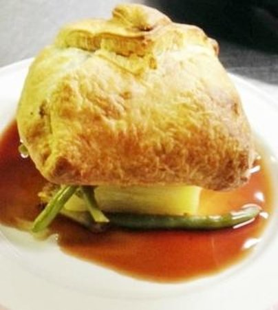 The Liscawn Restaurant: Mains....