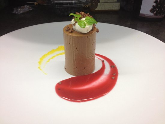 Gee Gee's : Chocolate mousse