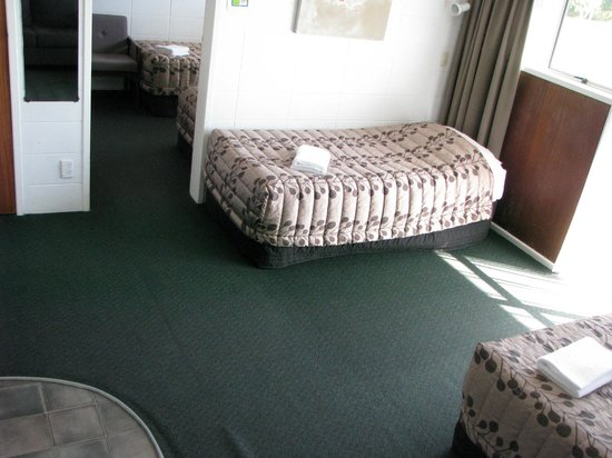 Green View Hotels: Family room