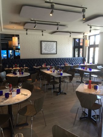 Pizzaexpress Hale After The Refurbishment Picture Of Pizza