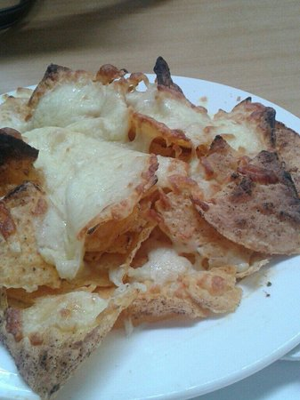 Little Mexican Restaurant: Cheese nachos!! Love it but can have more cheese! :)