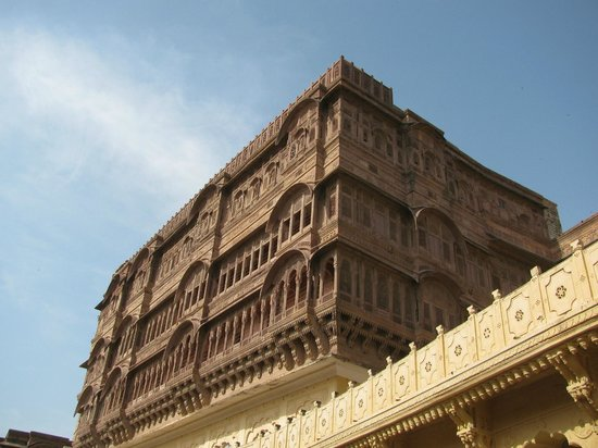 Mehrangarh Fort: Meherangarh Fort