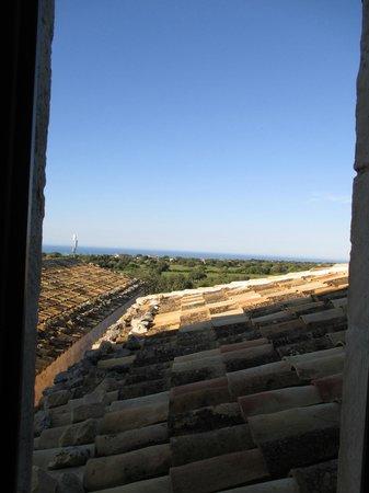 Le Chiuse di Guadagna: dalla finestra