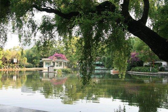 Green Lake (Cui Hu): green lake 2