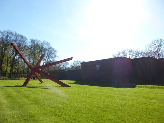Kröller-Müller-Museum: 入口