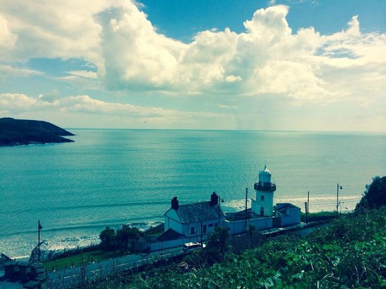 Clancy's Bar & Restaurant: Youghal Lighthouse