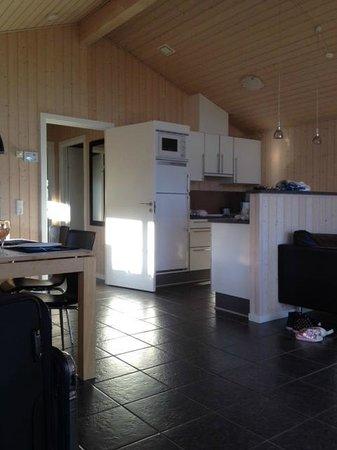 Lalandia Resort : Living/Dining Room/Kitchen