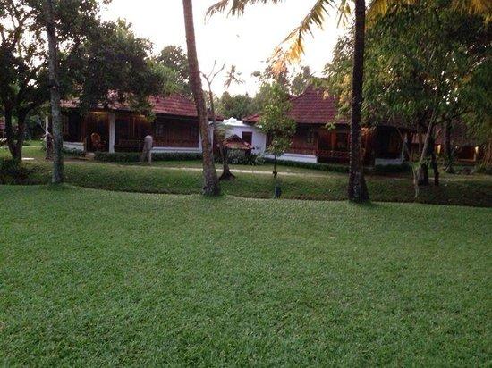Kumarakom Lake Resort: heritage villas