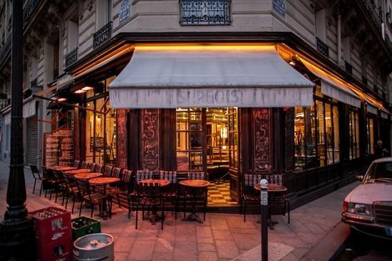 Cafe Saint Regis Paris