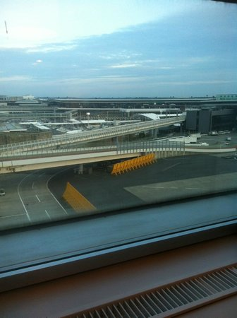 Narita Airport Rest House: view airport