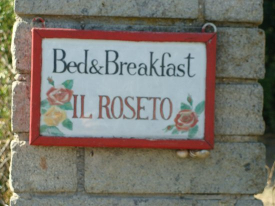 Bed & Breakfast Il Roseto Foto