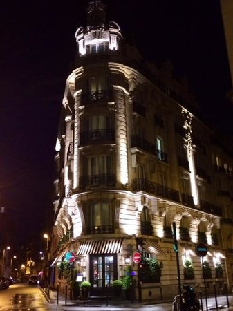 Le Dokhan's, a Tribute Portfolio Hotel: Hotel by night