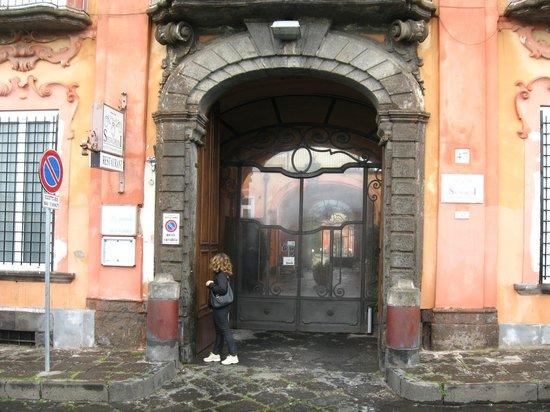 Villa Signorini Events & Hotel: ingresso villa