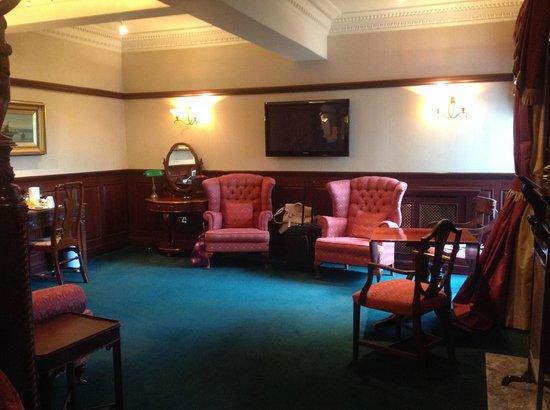Fairfield House Hotel : Carnegie Suite