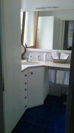 Sandra B&B : la salle de bain