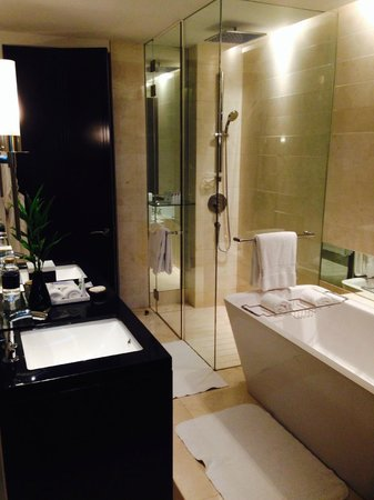 The St. Regis Bangkok: Bathroom area