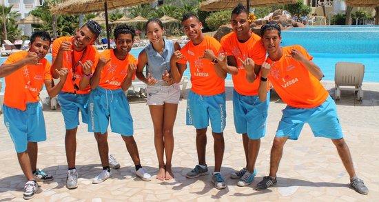 Joya Paradise : Une équipe en OR ! <3