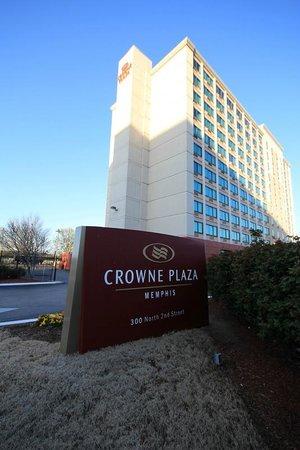 Crowne Plaza Memphis Downtown: Crowne Plaza