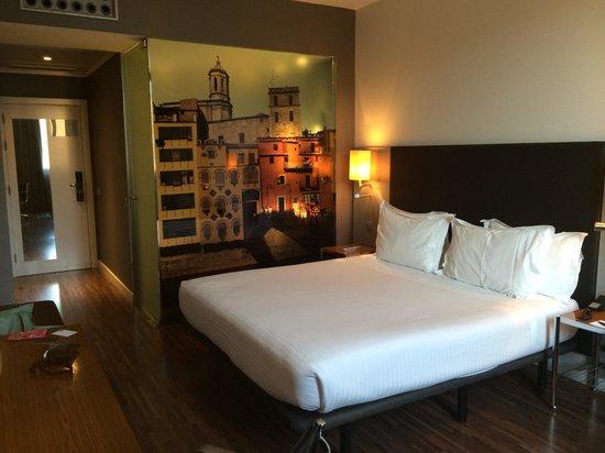 AC Hotel Palau de Bellavista: Room