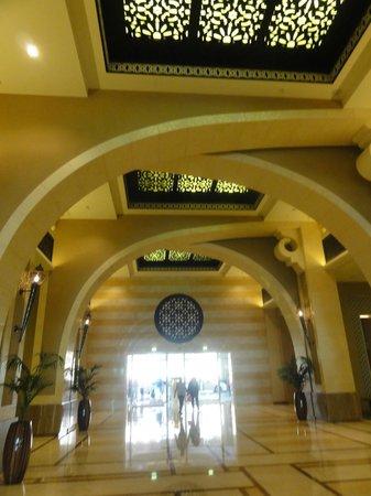 Fairmont The Palm, Dubai: Main Lobby