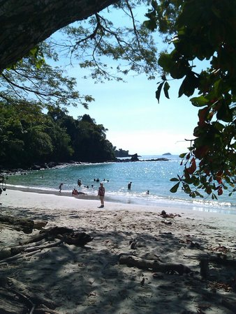 Playa Manuel Antonio: Strand 2
