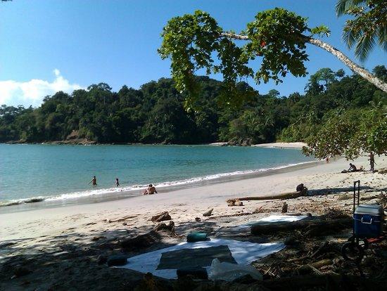 Playa Manuel Antonio: Strand1