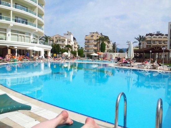 Pineta Park Deluxe Hotel: Pool