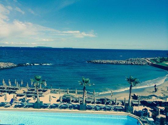 Pullman Cannes Mandelieu Royal Casino: Vue depuis chambre