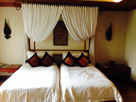 Four Seasons Resort Chiang Mai: Bed area