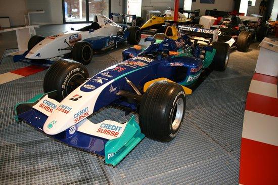 Autobau: Formel 1