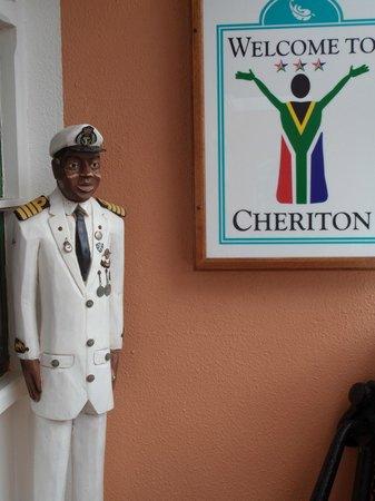 Cheriton Guest House B&B: Welcome to Cheriton