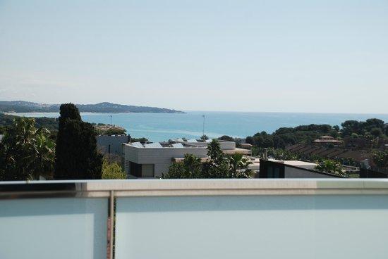 Astari Hotel : Vista mar desde habitacion