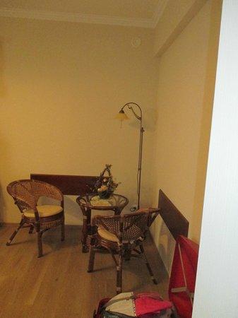 Elegant Apartments : Chambre bis