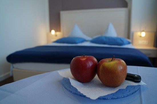 Landhotel Alte Schule: Zimmerbeispiel