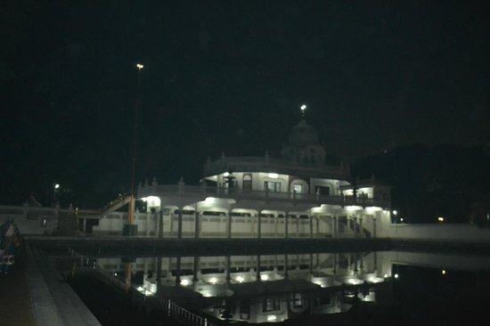 Gurudwara Baba Atal Rai: the view of mata kolaan g from complex