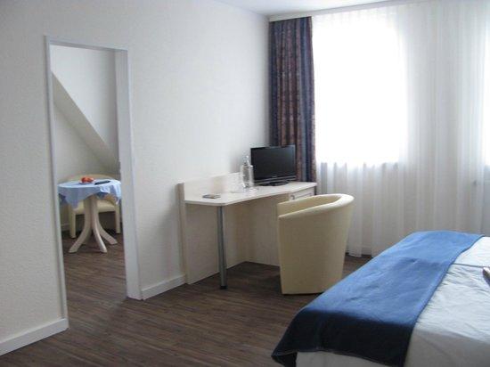 Landhotel Alte Schule: Suite
